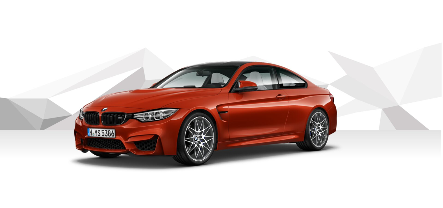 BMW BMW M4 Coupe Competition